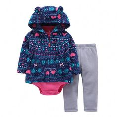 Cheap bebe clothing, Buy Quality clothing sets directly from China clothing bebe Suppliers: Leopard grain 2018 New model for girl Free ship children baby girl boy clothes set ,kids bebes clothing set Casual wear Baby Outfits, Outfits Niños, Newborn Outfits, Toddler Outfits, Kids Outfits, Newborn Clothing, Clothing Sets, Girl Clothing, Romper Outfit