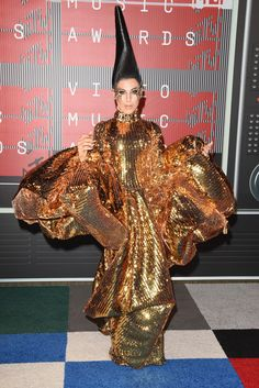 Z LaLa's MTV VMA 2015 Look Is The Most Outrageous Ensemble Of The Night