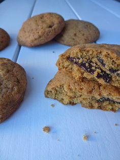 cookies vegan et limité en gras! Patisserie Vegan, Patisserie Sans Gluten, Biscuit Sans Gluten, Gluten Free Cookies, Cookies Vegan, Vegan Kitchen, Foods With Gluten, Biscuit Recipe, Healthy Sweets