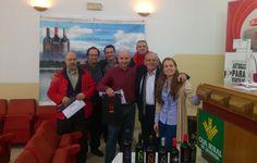 Los mejores embajadores de los vinos de Granada serán los taxistas
