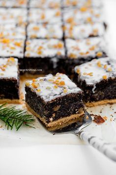 Poppy Seed Cake, Muffins, Cupcakes, Polish Recipes, Homemade Cakes, Christmas Desserts, Cake Pops, Sweet Tooth, Nutella