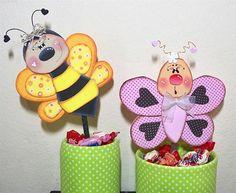 Passo-a-passo de enfeites em EVA para uma festa infantil. Dica quente.  #craft #artesanato #DIY #EVA #party