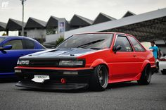 The rally corolla may have been good but it is ALL about the Toyota Corolla Ae86.