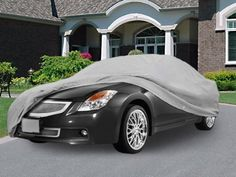 Copap Car Covers Nylon Universal Sedan Full Cover Size L Fits Sedans up to 170 inches UV /& Dust Proof