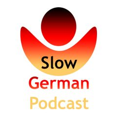 Podcast: Slow German mit Lernmaterial