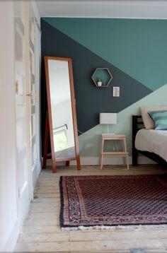Bedroom Wall Designs, Bedroom Furniture Design, Master Bedroom Design, Girl Bedroom Walls, Home Bedroom, Bedroom Decor, Design Home App, Home Room Design, Paint Colors For Living Room