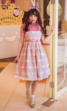 --> Newly Added: Berry.Q ***Pearl Swan*** Lolita JSK and OP --> Brand: Berry.Q (An indie taobao brand) --> Learn more: http://www.my-lolita-dress.com/berry-q-pearl-swan-lolita-jsk-and-op-gq-1