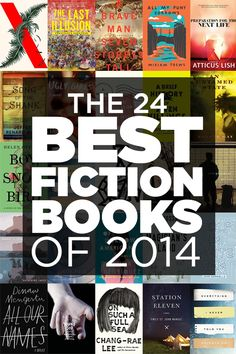 The 24 Best Fiction Books Of 2014