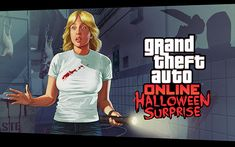 Rockstar Games Social Club - Grand Theft Auto Online: Halloween Surprise