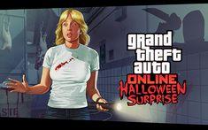Rockstar Games Social Club - Grand Theft Auto Online: Halloween Surprise