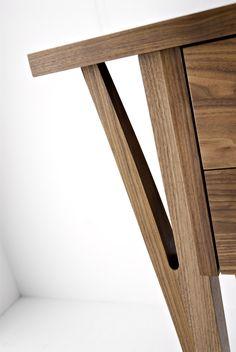 MORAAR 电视柜 by Passoni Nature 设计师Davide Cumini