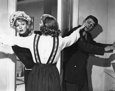 Eve Arden, Eleanor Parker, and Ronald Reagan - The Voice of the Turtle