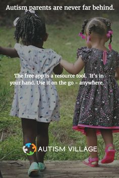 Use the free Autism Village app anywhere your mobile device goes...find rate and review places to share with the autism community.  Free download from iTunes or the Google Play Store. #autismvillage #autismawareness #autismfriendly