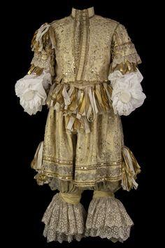 Madame de Pompadour (Costumes for the modern Comédie-Française designed...)