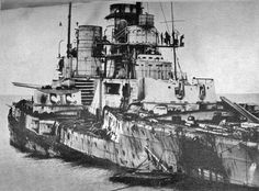 SMS Seydlitz damage - Battle of Jutland - Wikipedia