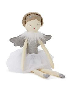 Florence The Fairy by Nana Huchy  #oliverthomas #doll #fairydoll #nanahuchy #plushtoy #softtoy #nursery #girlsroom