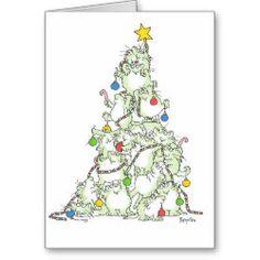 modern christmas tree graphics - Google Search