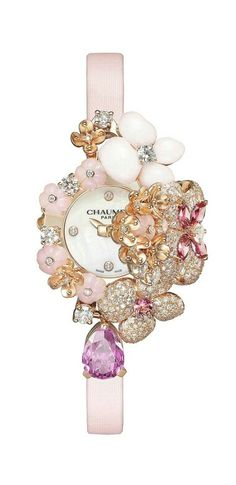 Chaumet-Hortensia Collection