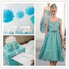 Tiffany Blue Party Inspiration