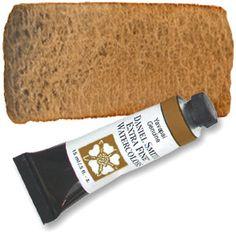 Yavapai Genuine (Natural Iron Oxides) 15ml Tube, DANIEL SMITH Extra Fine Watercolor