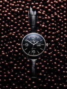 Bell&Ross watch & Chocolate