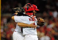 Watch Waino spin this one-hit wonder vs. the D-backs