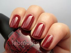 OPI San Francisco swatches and comparisons, Pt 1: Cremes  (Lost on Lombard )