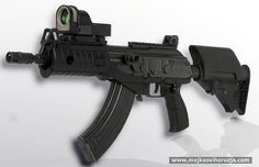 IWI Galil Ace SBR w/ Athisson Arm-Lock.