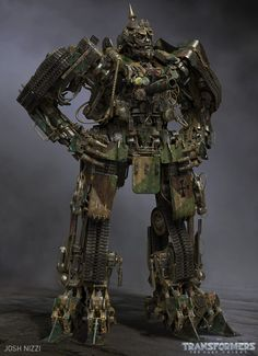 More The Last Knight Concept Art: Unicron, Megatron, Mohawk, WWI Tank Bots - Transformers News - Transformers Decepticons, Transformers Masterpiece, Transformers Characters, Transformers Optimus Prime, Robots Characters, Last Knights, Tv Show Games, Black Panther Marvel, Sci Fi Movies
