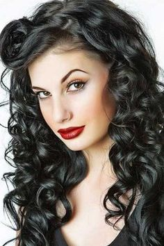 Long Curly Hairstyles for Black Hair