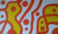 DOG & DUCK - acrylic on canvas - cm.120x60 ...by Zeno Travegan (Enzo Gravante)