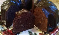 Schokoladen-Gugelhupf mit Walnüssen – mit FOTOANLEITUNG