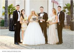 Gatsby Inspired Modern Glam Wedding | Styled Photo Shoot | c.m.elle studios | www.ROQUEnapaevents.com