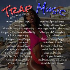Whole Lotta Gang Shit  Real trap Music & artists