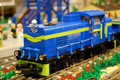 Boy Toys, Toys For Boys, Lego Kits, Passenger Aircraft, Lego Vehicles, Lego Trains, Real Model, Custom Lego, Steam Engine
