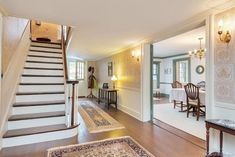 One of Ridgefield's Few and Largest Federal Homes | CIRCA Old Houses | Old Houses For Sale and Historic Real Estate Listings