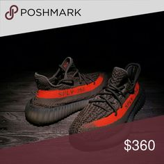 Cheap Adidas Yeezy Boost 350 v2 Stealth Gray Beluga Solar Red BB 1826 13