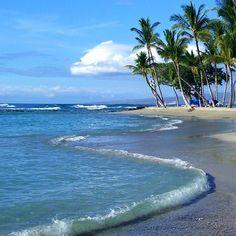 Mauna Lani Bay...Kona, HI Hawaii Rentals, Vacation Rentals, Vacations, Big Island Hawaii, Island Beach, Need A Vacation, Vacation Spots, Kohala Coast, Hawaiian Homes