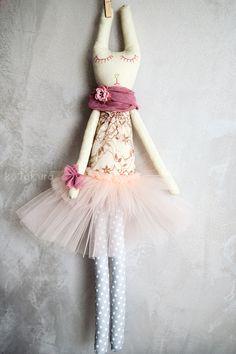 Handmade Ballerina Bunny