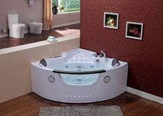 If you dream of a spa particle in your own home, the spa bath is ideal for the occasion. It has many advantages and features that will make you want to not go out of it. Check our ebay store and choose one the best spa bath for yourself. #spabaths #hottube #hydromassage #massage #spa #baths #bathroom