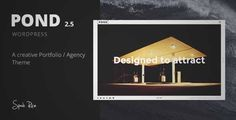Download and review of Pond - Creative Portfolio / Agency WordPress Theme, one of the best Themeforest Creatives themes {Download & review at|Review and download at} {|-> }http://best-wordpress-theme.net/pond-creative-portfolio-agency-download-review/