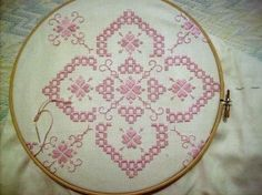 Embroidery Sampler, Hardanger Embroidery, Embroidery Stitches, Hand Embroidery, Drawn Thread, Thread Work, Bargello, Needful Things, Cutwork