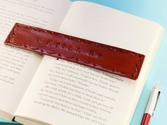 I Still Do Leather Bookmark, Handmade Birthday Gift, Romantic Gift, Couples I Love You Gift, I Still - Modern Romantic Anniversary, Anniversary Gifts For Parents, Handmade Birthday Gifts, Handmade Christmas Gifts, Leather Gifts, Leather Craft, Handmade Leather, Leather Anniversary Gift, Book Markers