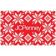 JC Penny Gift Card-  they have a giant section just for tall women!!