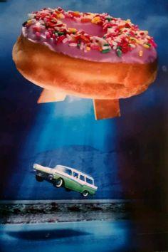 Donut UFO