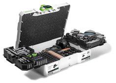 Montagepaket SYS CENTROTEC HD Limited Edition 2015 200909 Festool - Ihr Fachmarkt für Markenwerkzeuge