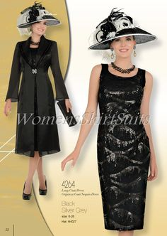 Long Skirt Church Suits   Church Suits by Elite Champagne 4264 - Fall 2013 - www ...