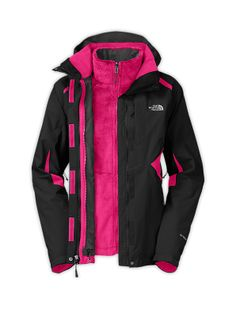 Love this coat! The North Face Women's Boundary Triclimate Jacket Sweater Jacket, Vest Jacket, Suit Vest, North Face Women, The North Face, Triclimate Jacket, Jackets For Women, Clothes For Women, Women's Jackets