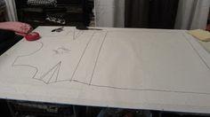 Tutorial: copiar un vestido de Lafayette 148 NY