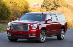 2019 GMC Yukon Refreshment: New Power for Any terrain